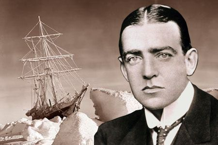 Ernest Shackleton, the king of the Heroic Age of Antarctic Exploration, a period of discovery characterised by journeys of geographical and scientific exploration in a largely unknown continent without any of the benefits of modern travel methods or radio communication.