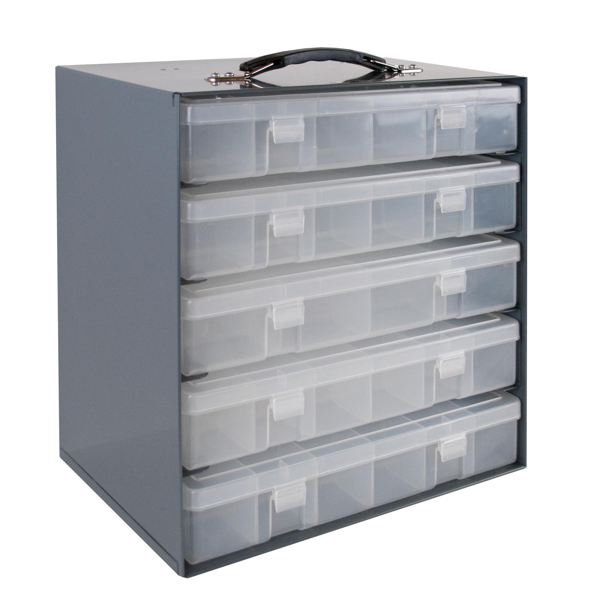 Model 291 95 Plastic partment Box Rack on visit