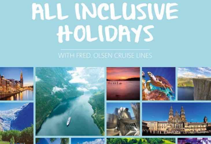 Fred Olsens All Inclusive Cruises Brochure Released - All inclusive cruises deals