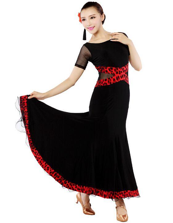 4f1330427 ballroom dancing dress:Viennese waltz Dress tango fox-trot Galop Sias Waltz  Tango Quickstep Foxtrot Dance Dress for Women