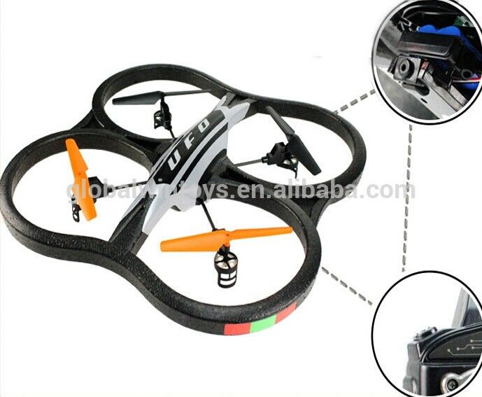 ... Professional Gyro quadcopter big size drone 2.4G 4.5CH with HD camera  This website has a lot more information about drones that follow you