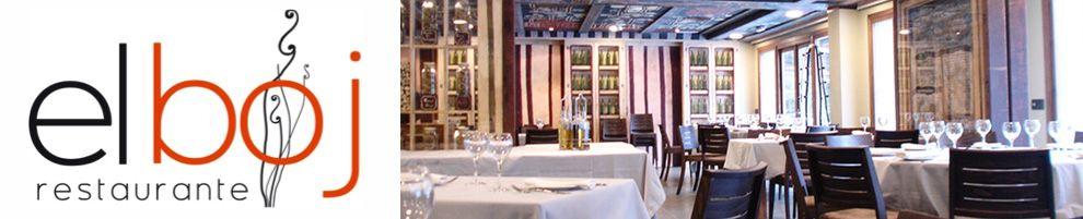 El Boj restaurante