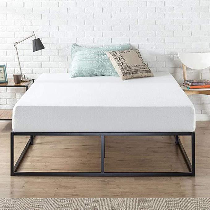 Zinus Joesph Modern Studio 25cm Platforma Bed Frame Mattress