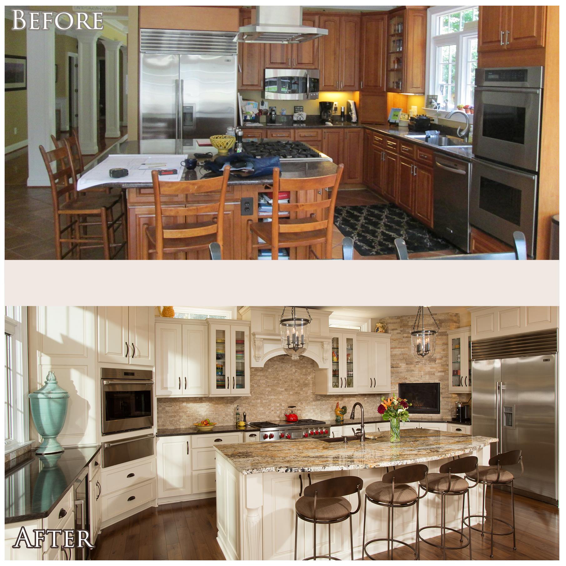 Project Spotlight Main Level Cambria Countertops Countertops Kitchen Remodel