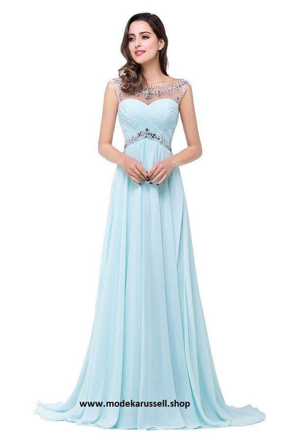 Abendkleid Rella in Hell Blau | Kleider | Pinterest | Abendkleid ...