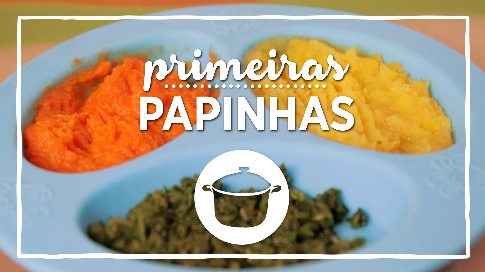 Receitas De Papinhas 5 Opcoes Com Caldo De Carne Com Imagens
