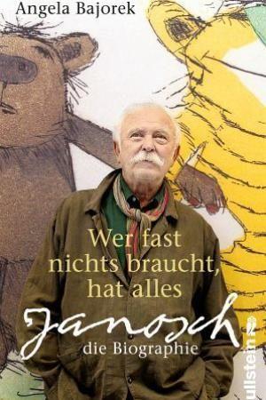 Janosch: Ein Gespräch mit seiner Biografin Angela Bajorek #bookstoread