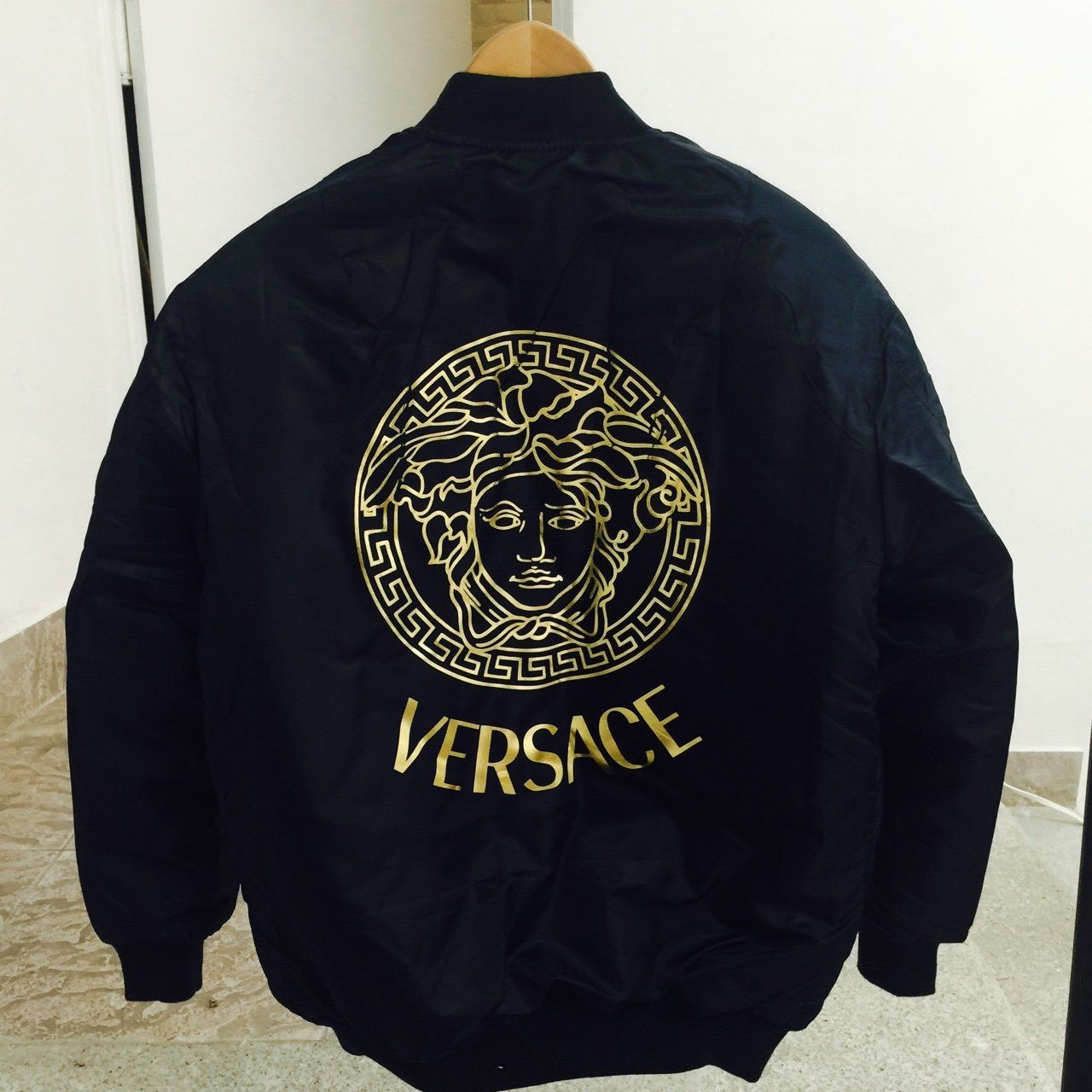 92b69a687 VerSace Bomber jacket . MEN SIZE SMALL . Brand new. | T shirts in ...