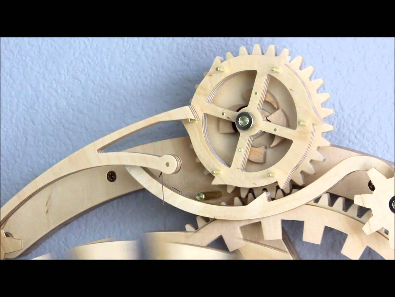 Cogitation Kinetic Sculpture