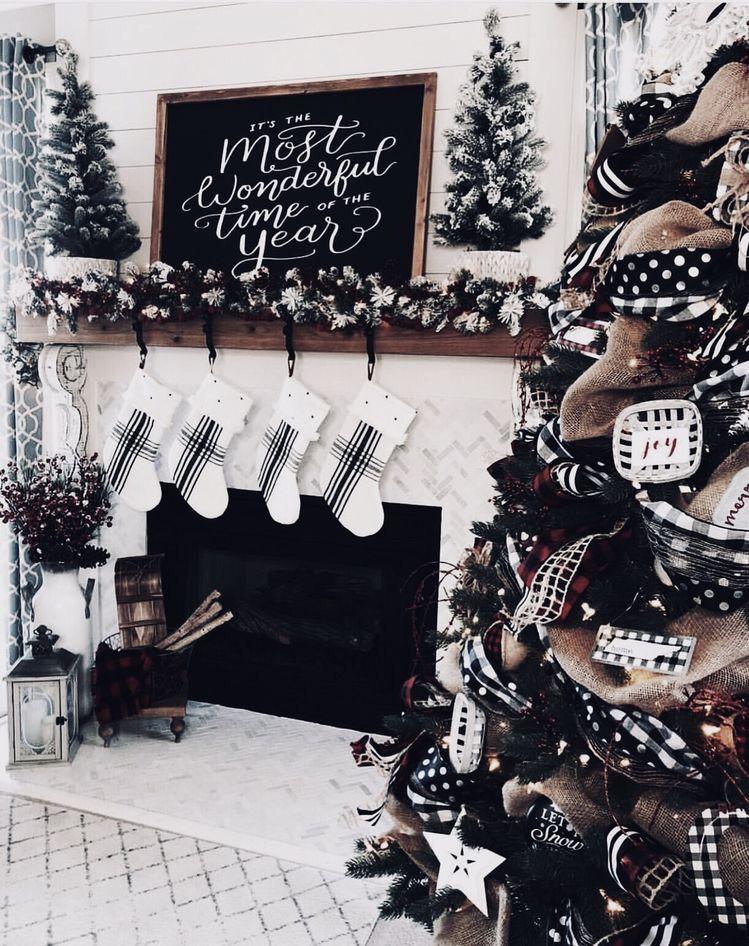Нš™ðš'𝚗𝚝𝚎𝚛𝚎𝚜𝚝 Нšœðš˜ðš™ðš'𝚒𝚎𝚕𝚒𝚕𝚢𝚎𝚌𝚘 Black Christmas Decorations White Christmas Decor Christmas Kitchen Decor