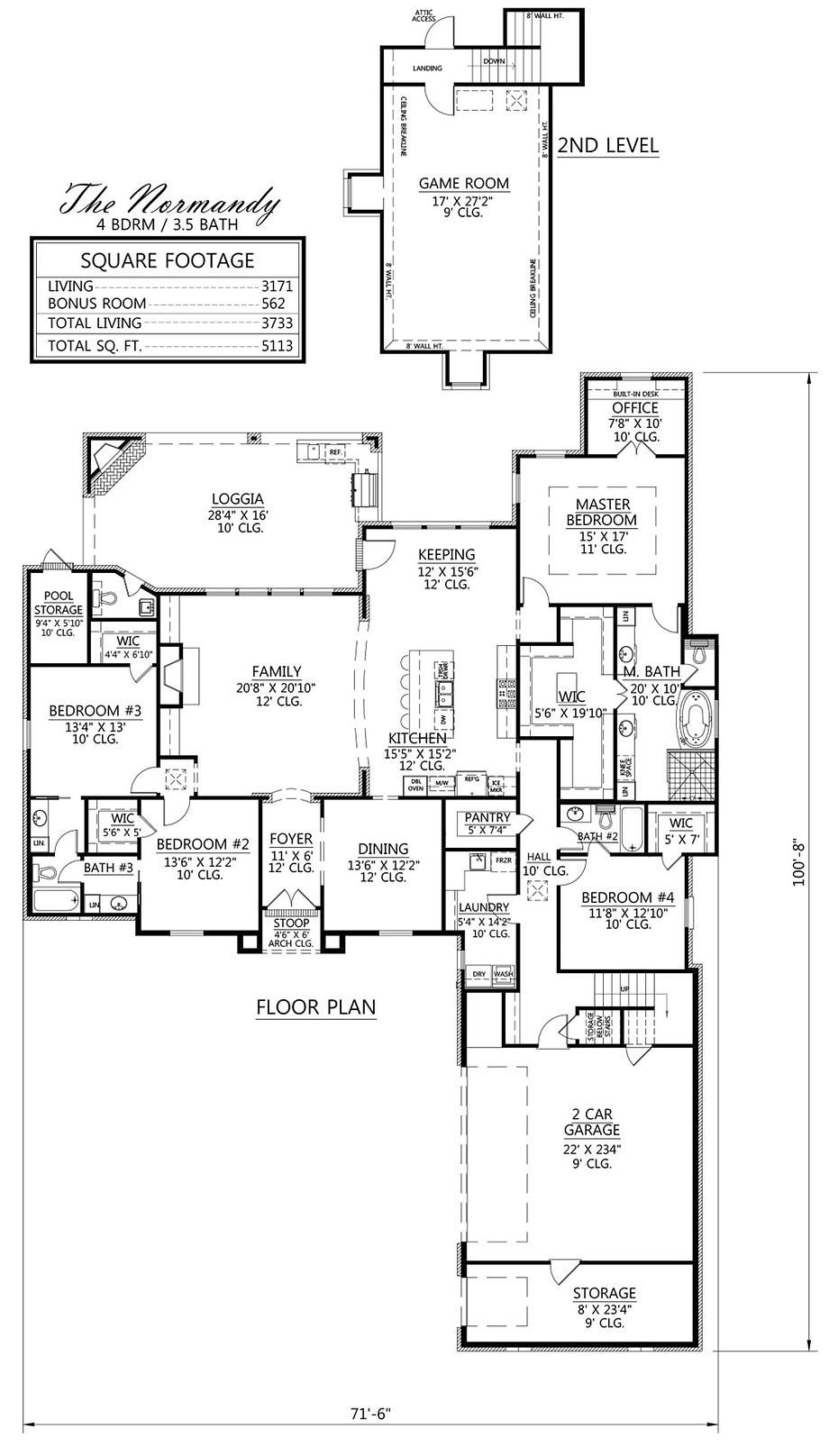 Madden Home Design   Champagne | House Plans | Pinterest | French Country  House, Acadian House Plans And French Country House Plans