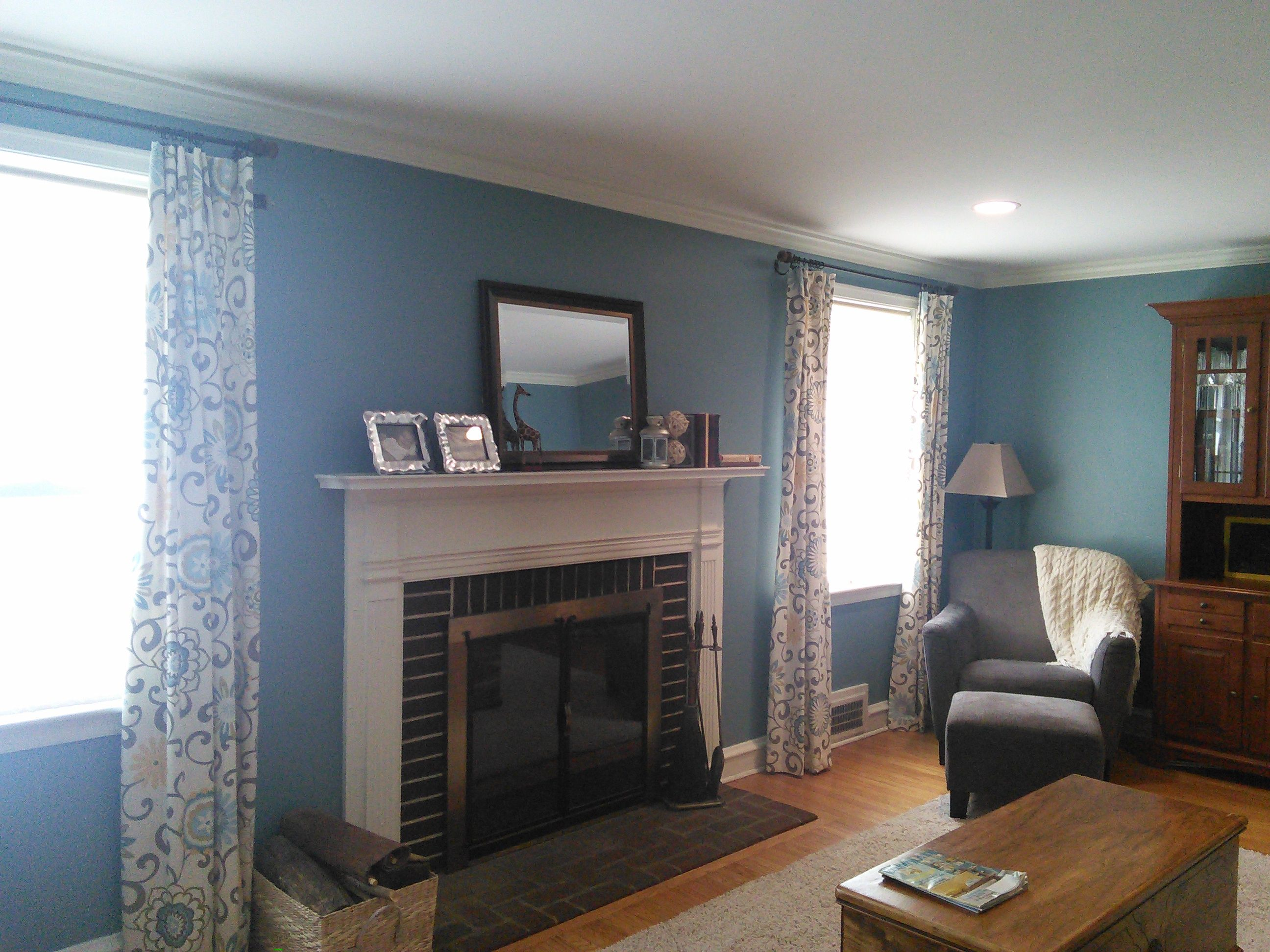Sherwin Williams tranquil aqua 7611 | Home | Pinterest