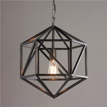 clear glass prism pentagon pendant light. Perfect Prism Clear Glass Prism Pentagon Ceiling Light  Pendant Lighting And  Lights To O