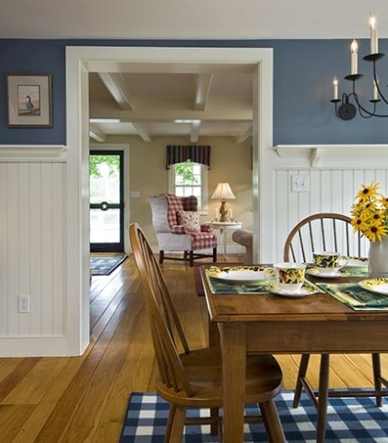 Decorating small cape cod home