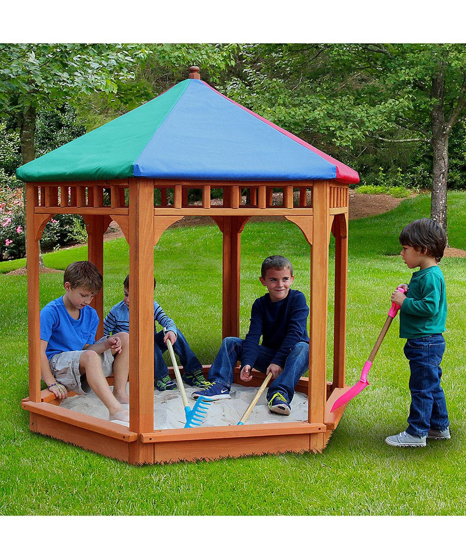 Amazing This Play Zee Bo Sandbox Set By Gorilla Playsets Is Perfect! #zulilyfinds Idea
