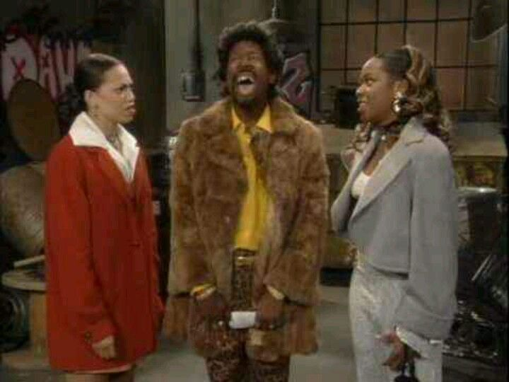 Martin Tv Show Quotes: MARTIN LAWRENCE TV SHOW GINA JEROME AND PAM. I Say Jerome