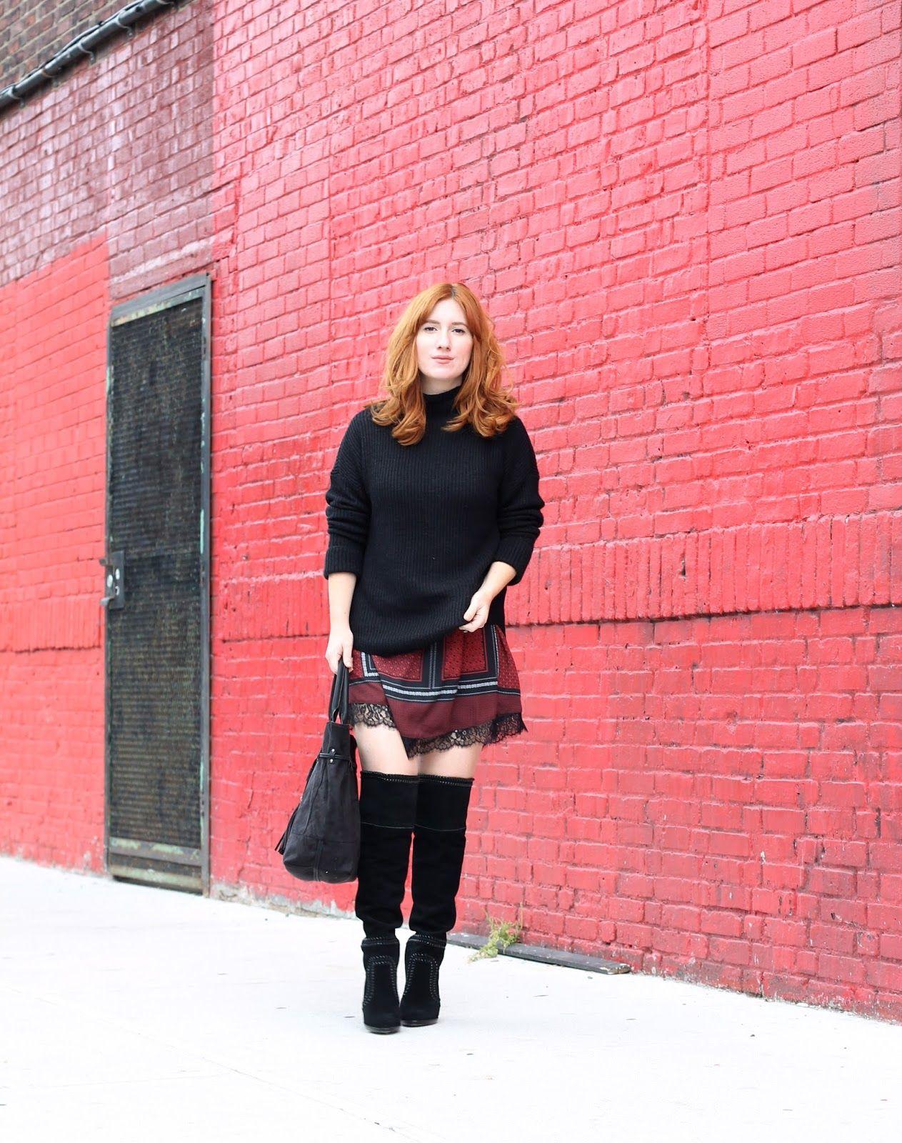 Express Style: Sweater Layering