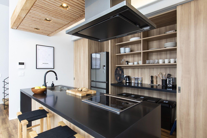 Ukiyo Modern Kitchen Design