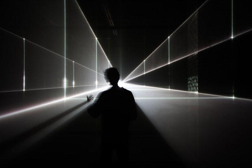 united visual artists: vanishing point - designboom | architecture & design magazine
