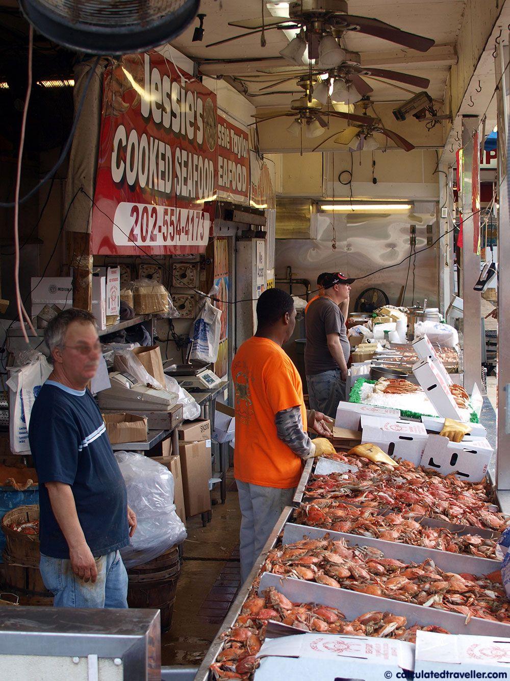 Fish Markets Around The World Photo Essay Washington Dc Travel World Photo Dc Travel