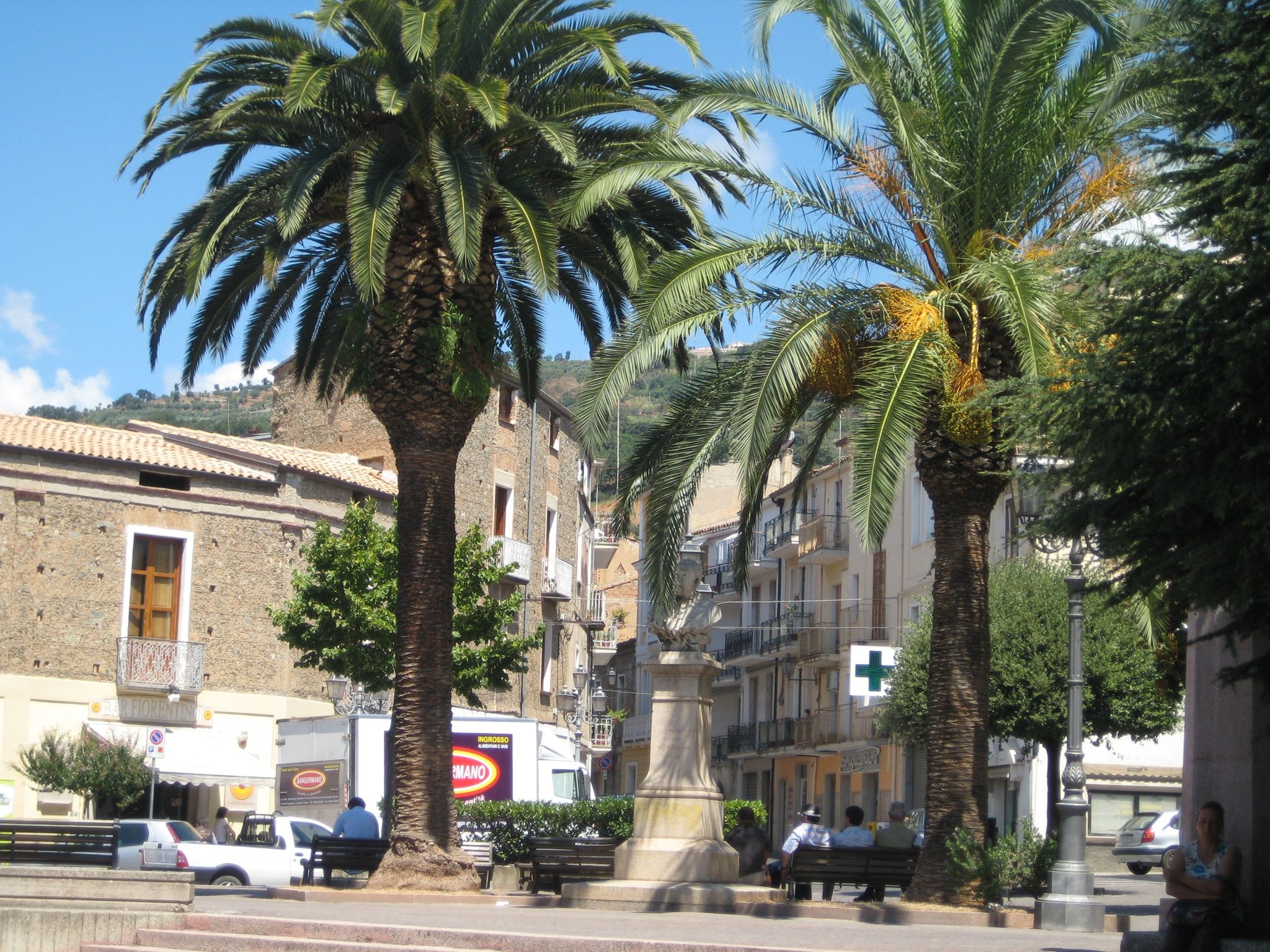 Piazza Fiorentino - Lamezia Terme Sambiase - Calabria One ...