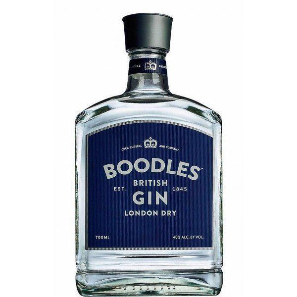 Boodles Botellas De Licor Ginebra Y Tragos