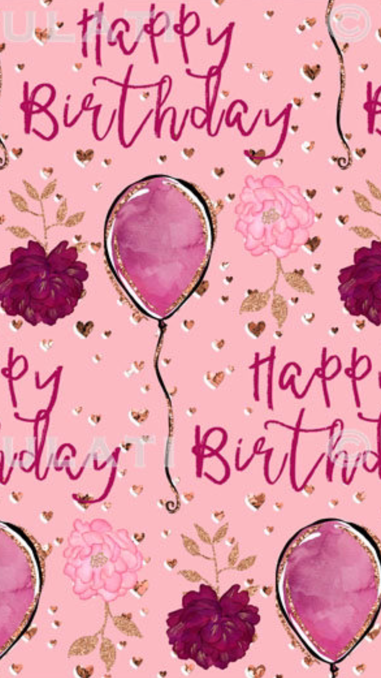 Pin By Laura Robinson On Phone Wallpapers Holiday Wallpaper Birthday Greeting Cards Iphone Wallpaper