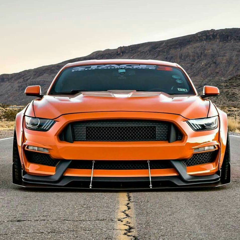 Ford Mustang Car, New Ford Mustang
