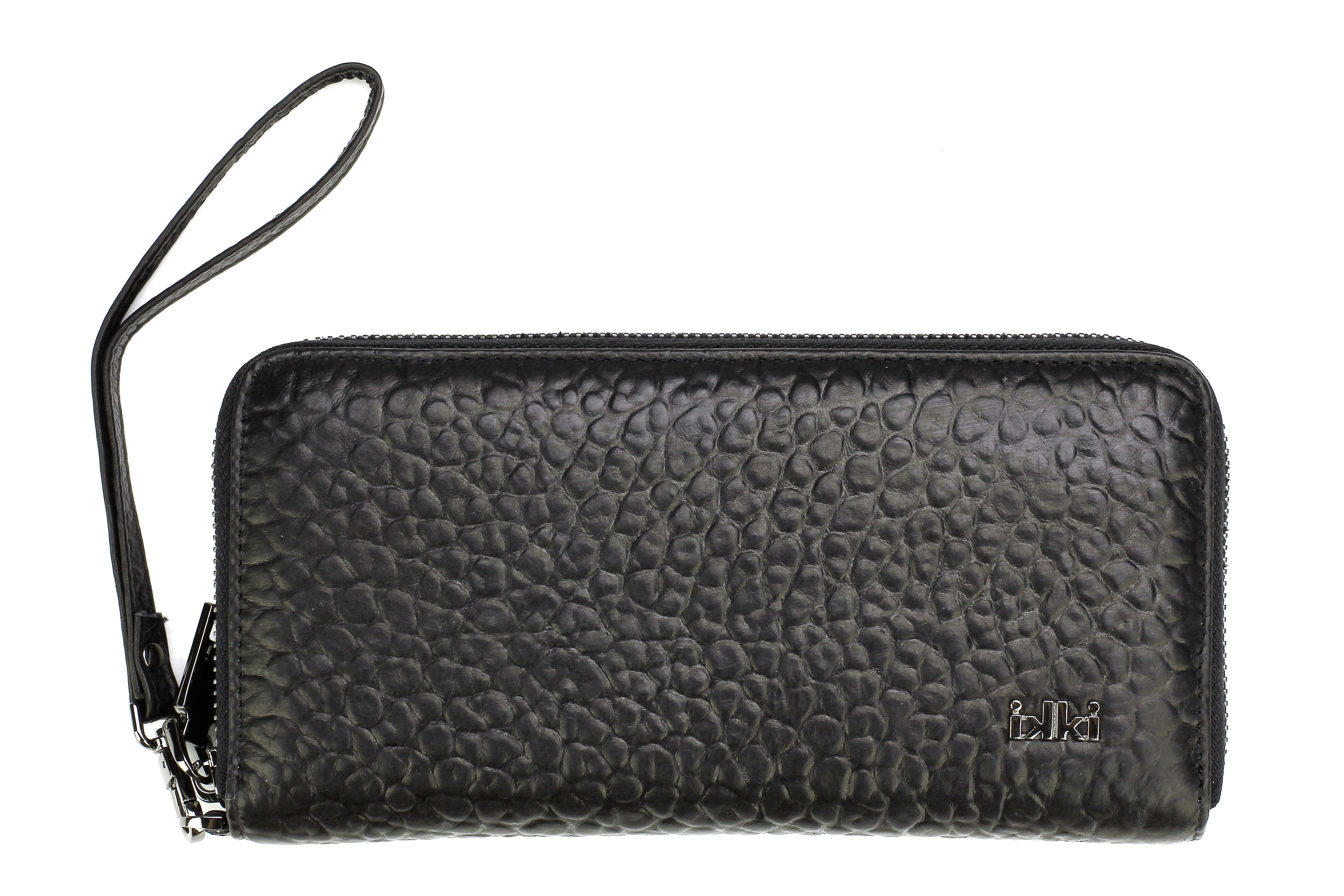0cabb677923 portemonnee Cameron, black, zwart, leer, leather, special edition, october,