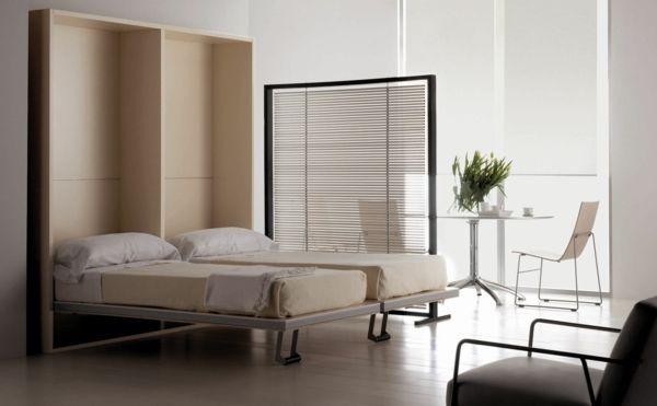moderner raumteiler design essecke schlafzimmer - Schlafzimmer Mit Raumteiler