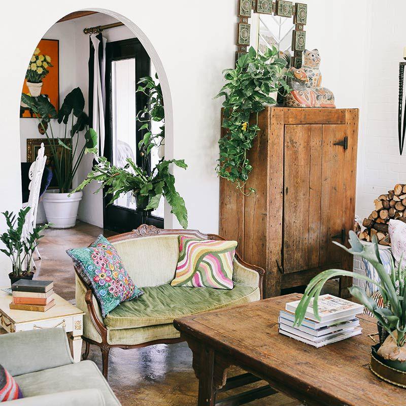 Total Home Decor: Hogares Singulares - Boho Chic Total