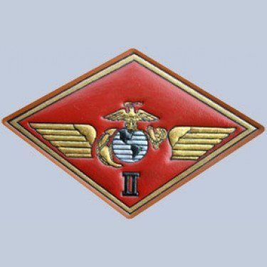 Buy 2nd Marine Air Wing Leather patch FlightJacket.com
