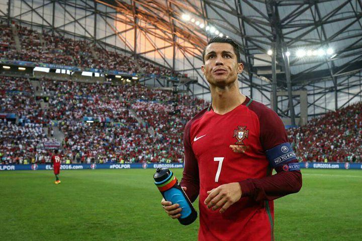 Cristiano Ronaldo se convertirá en el único jugador de la historia de las Eurocopas en jugar 3 semifinales