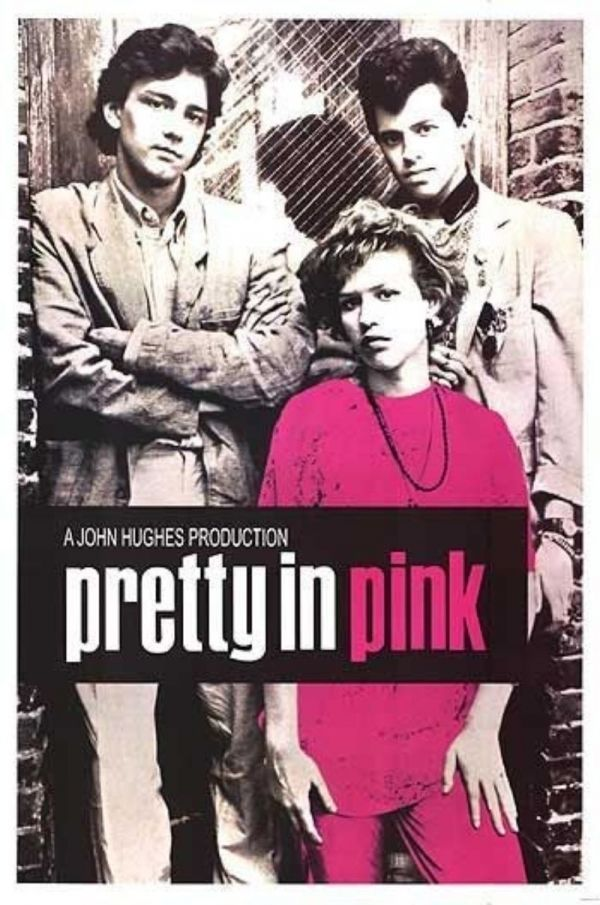 4 95 Movie Posters 29 8 X 10 Tee Shirt Iron On Transfer Pretty In Pink Ebay Home Garden