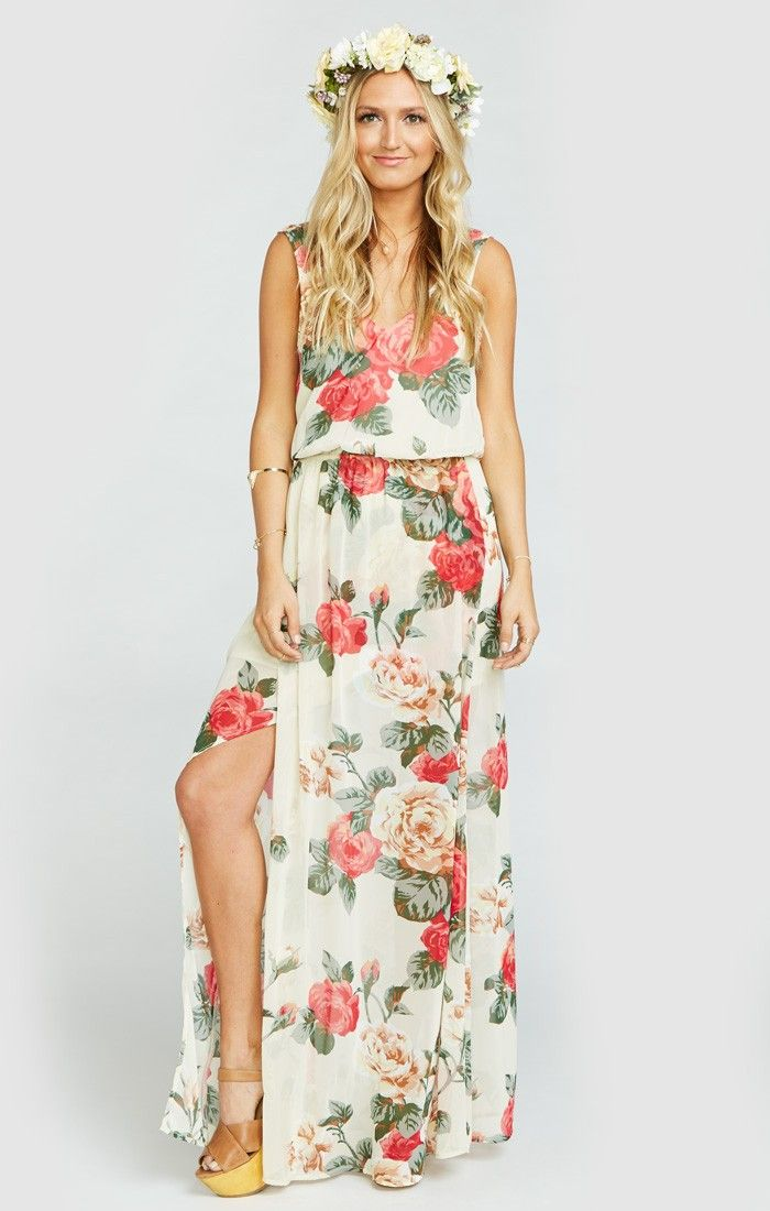 d66e3003f0 Kendall Maxi Dress ~ Lady Rose in 2018