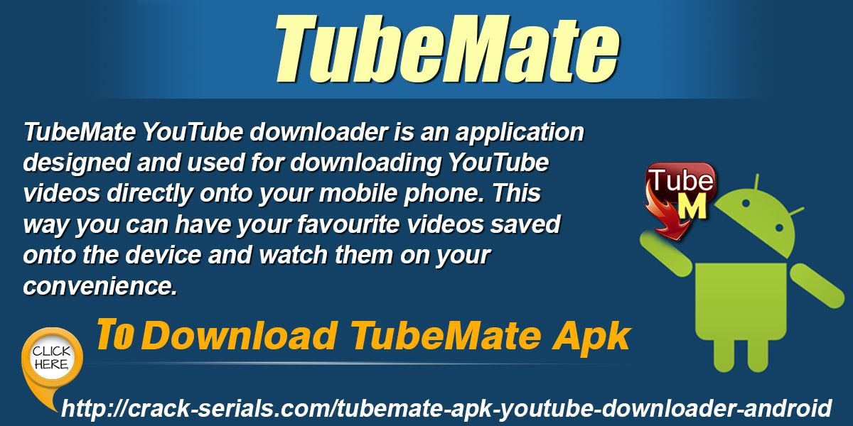 Download apk tubemate apkpure | TubeMate for Android  2019-02-21
