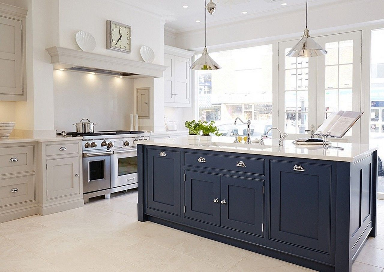 Courtesy Of Tom Howley Bespoke Furniture Kitchen