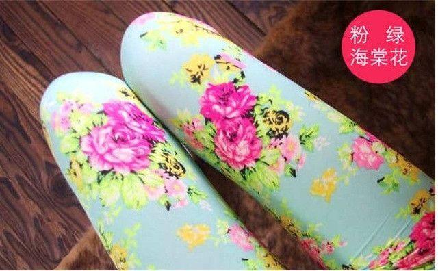 Flower Girl's Leggings | Toddler Pants
