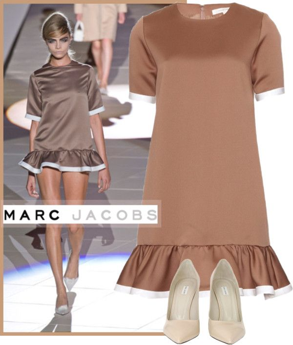 """Marc Jacobs Spring 2013"" by kmp11 ❤ liked on Polyvore"