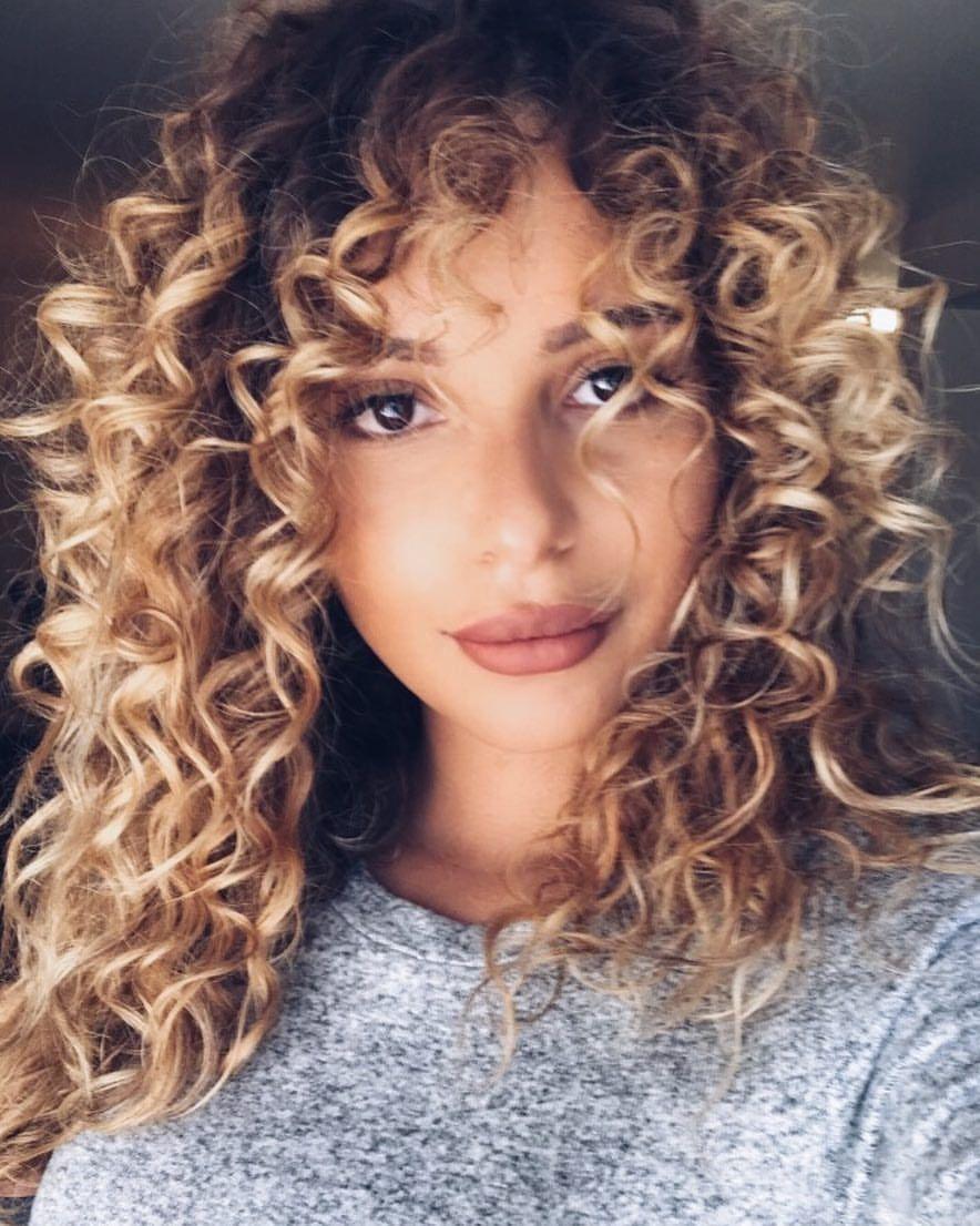Blonde Curly Hair Kelly Rodenburg On Instagram Blonde