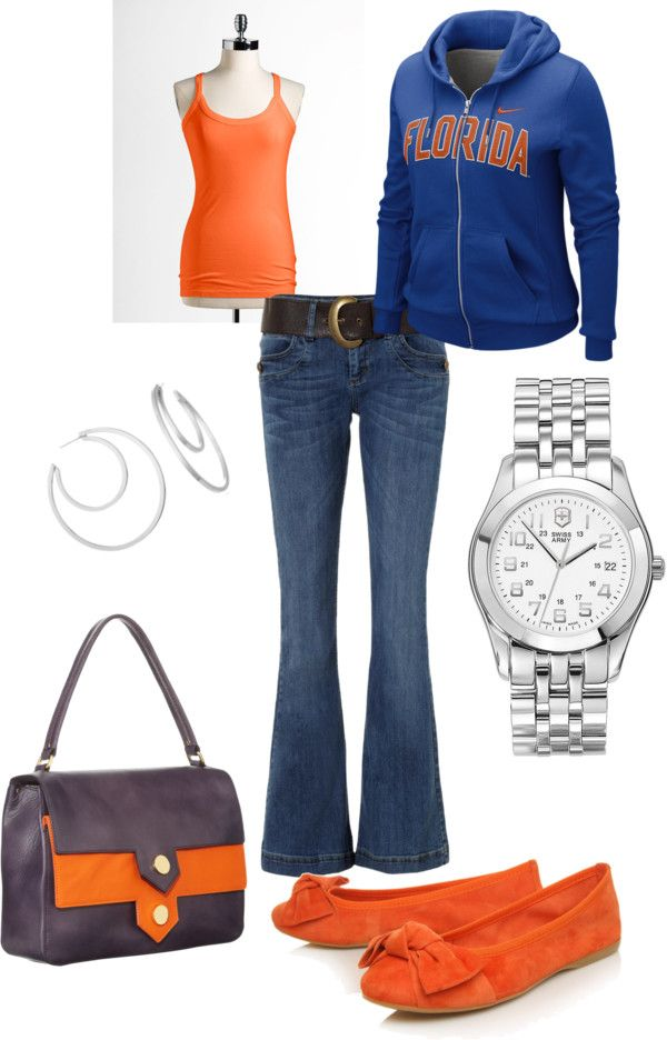 """Love It Florida Style: """"Gator Time"""" By Candecane83 On Polyvore"""