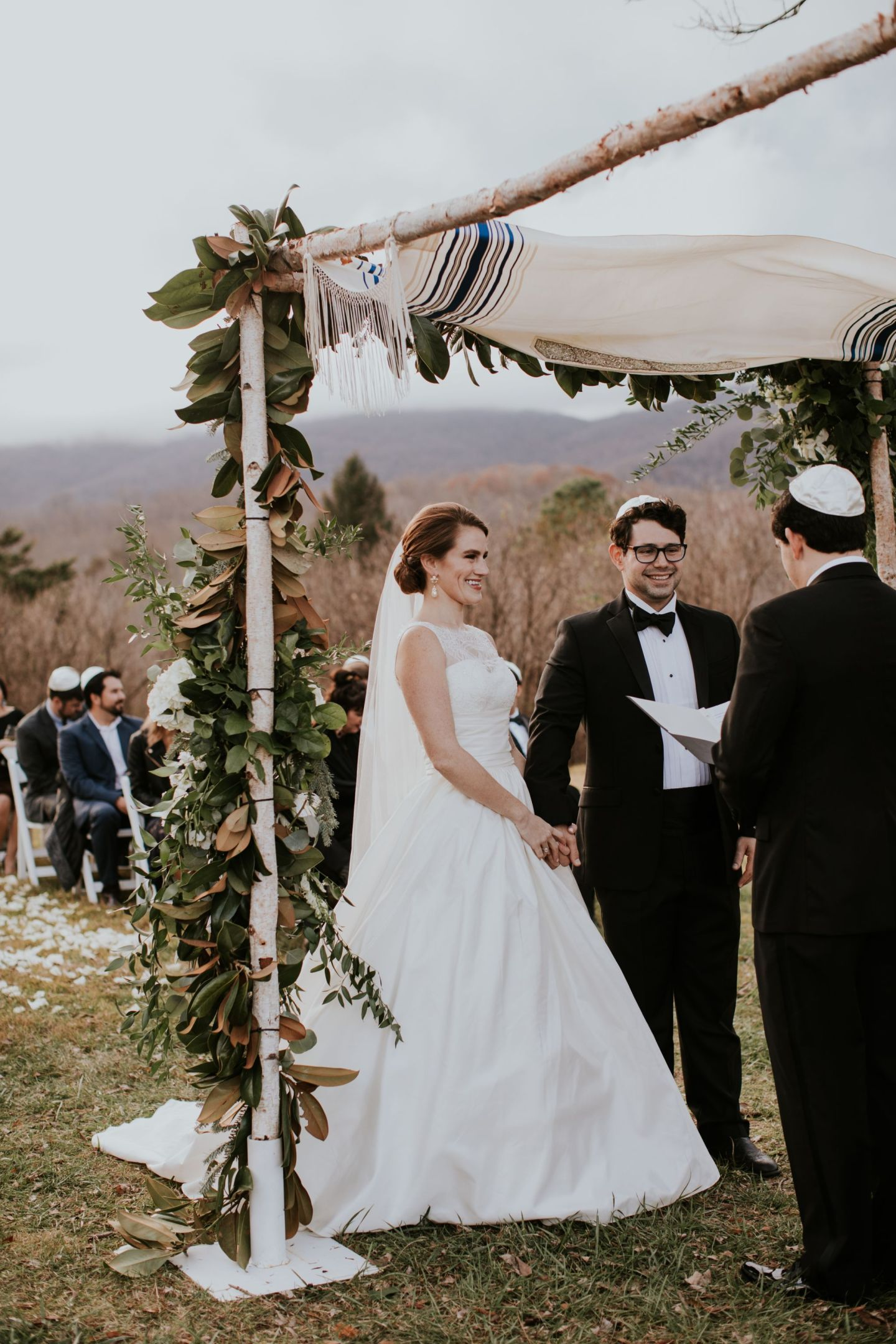 How We Planned Our Jewish Wedding Ceremony Heather Bien In 2020 Jewish Wedding Ceremony Jewish Wedding Jewish Wedding Traditions