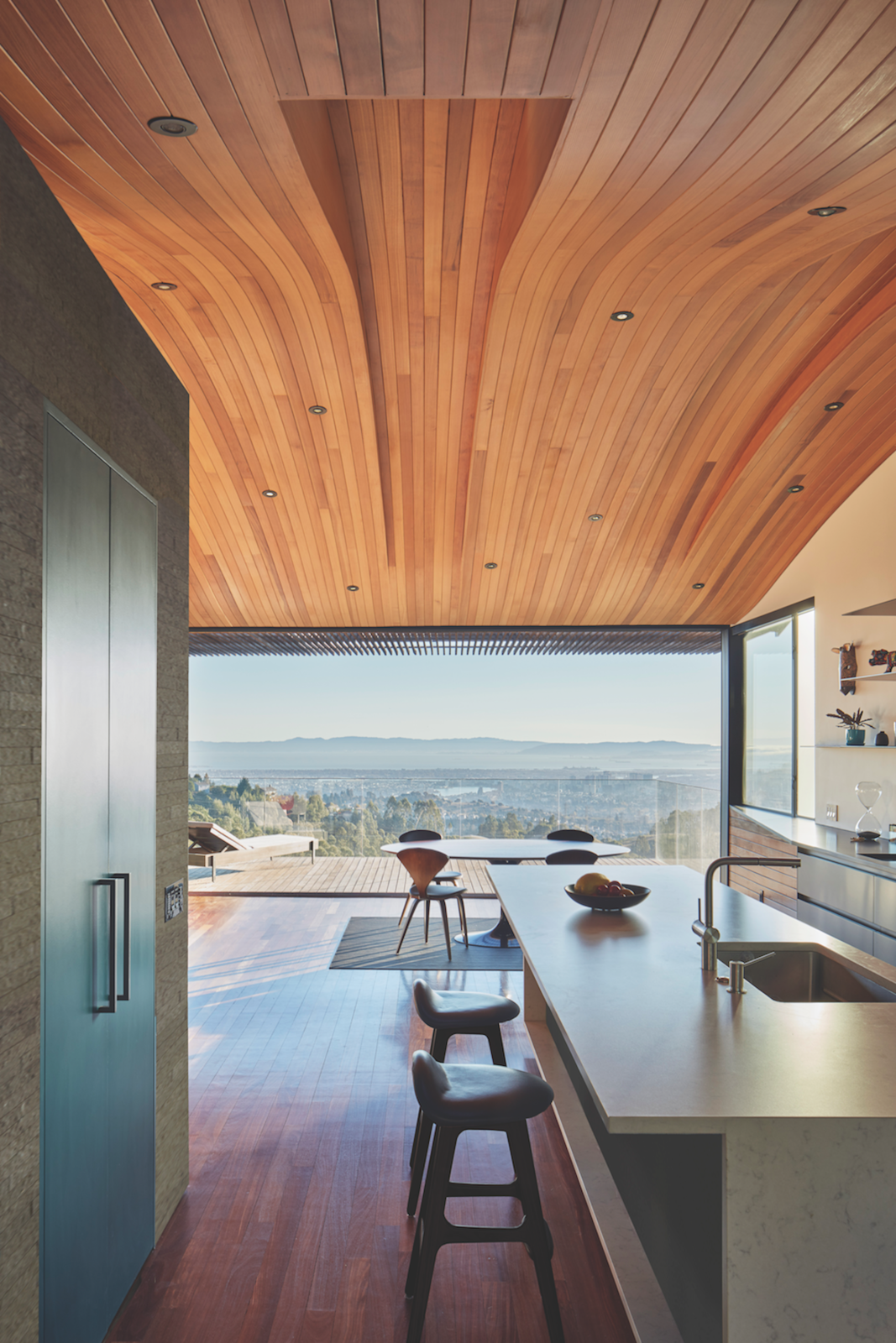 Photo 15 Of 16 In 5 Stunning Uses Of Western Red Cedar Interior Architecture Interior Architecture Design Architecture Design