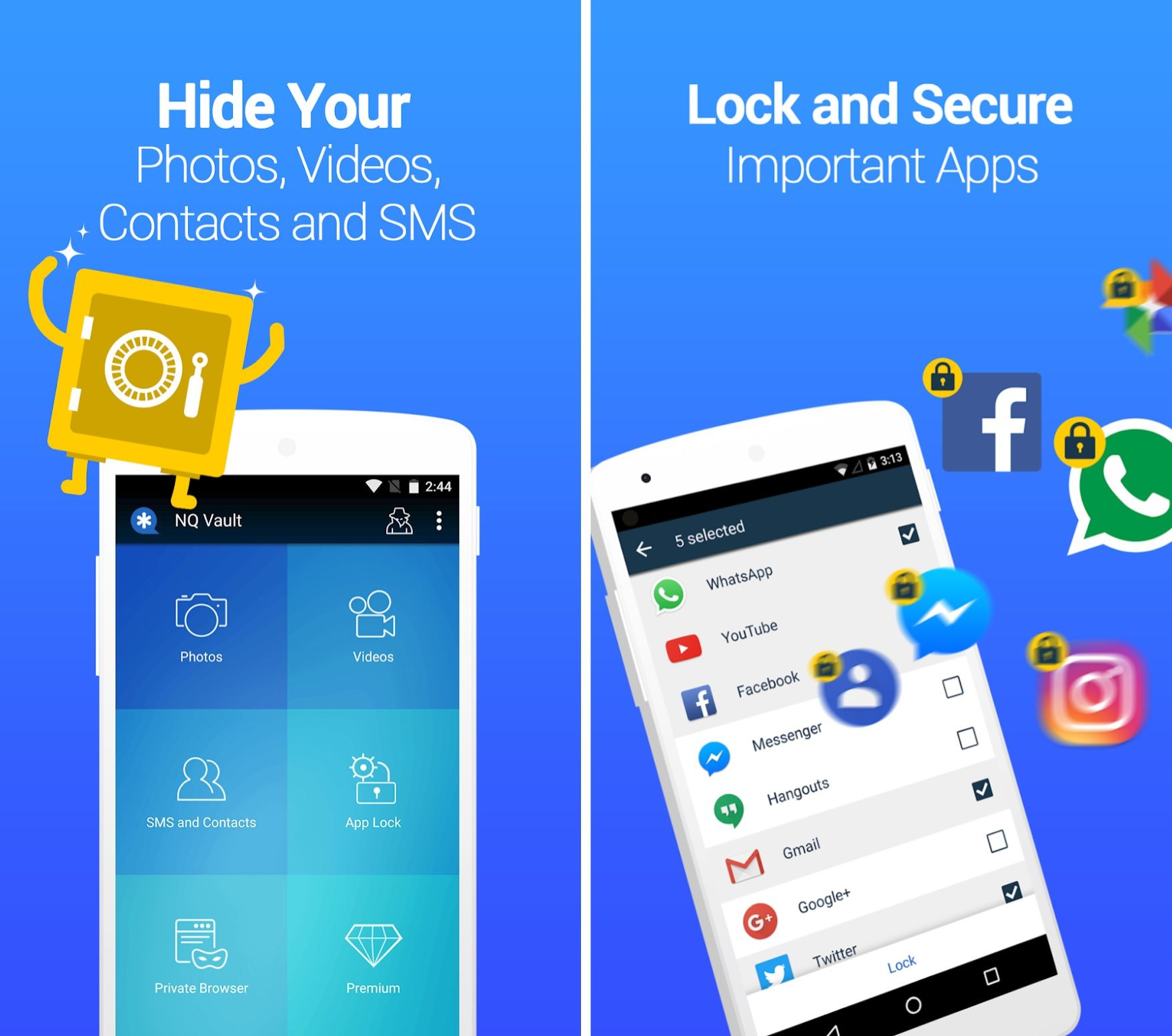 How to Hide Text Messages & Photos on Your Phone - Android