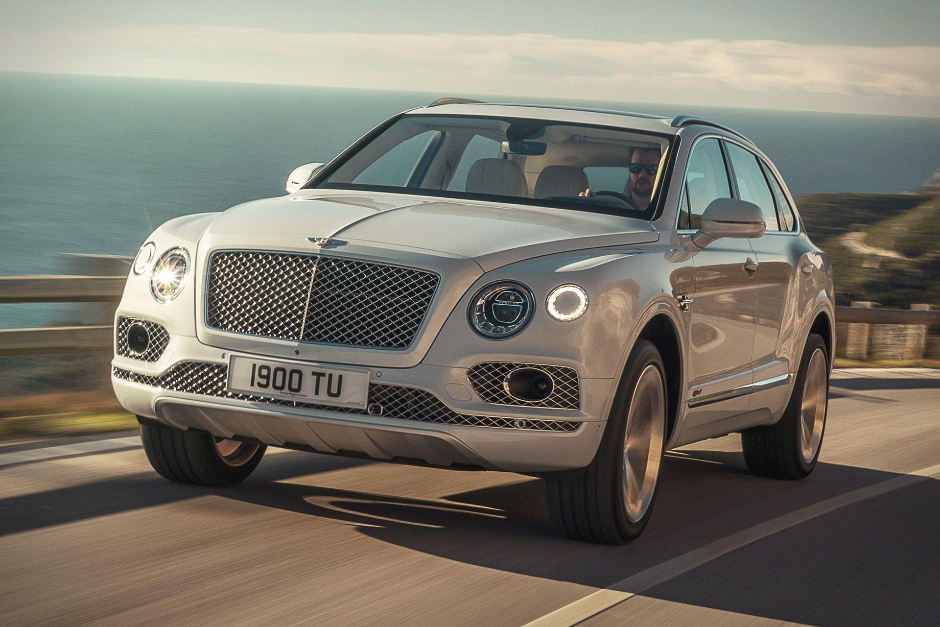 Bentley Bentayga Hybrid Suv Bentley Motors Luxury Car Brands Bentley