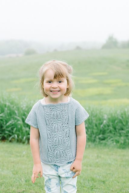 Ravelry: Immie Tee pattern by Carrie Bostick Hoge