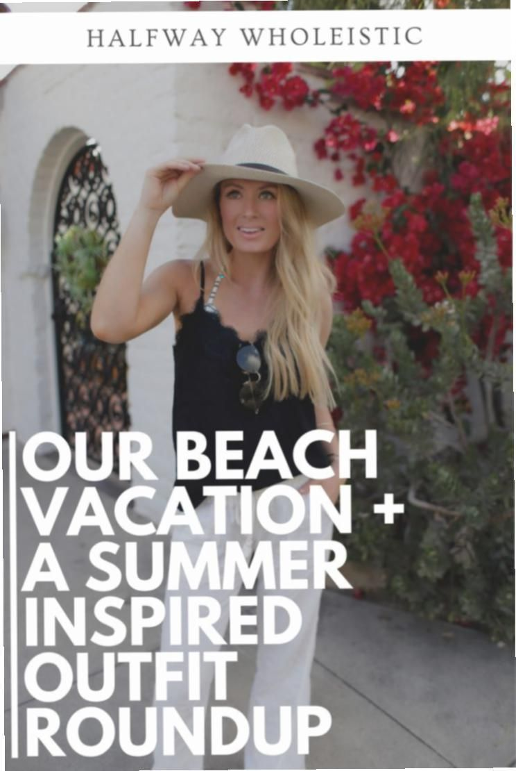 Click here for beach summer style inspiration on Halfway Wholeistic! If you do happen