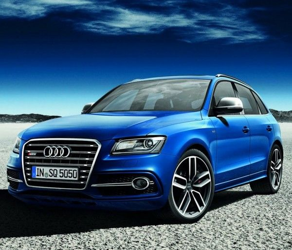 Audi Sq5 Tdi Suv Is The First Diesel Audi Car With S Badge Limited Edition Exclusive Concept Headed To Paris Audi Tdi Audi Sq5