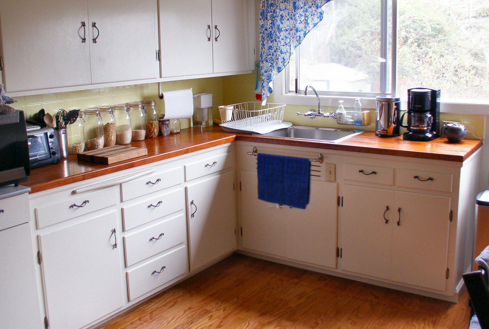 DeVos Custom Woodworking - Mesquite Wood Countertop Photo Gallery ...