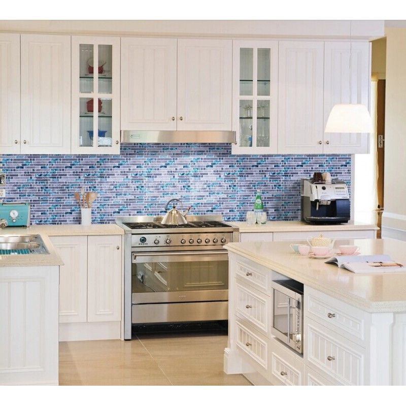Stone Glass Tile Kitchen Backsplash Cheap Gray Marble Bathroom Flooring Designs Blue Cryst Kitchen Tiles Backsplash Blue Backsplash Kitchen Glass Tiles Kitchen